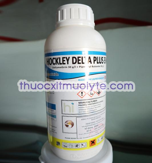 Hockley Delta Plus EW Anh Quốc