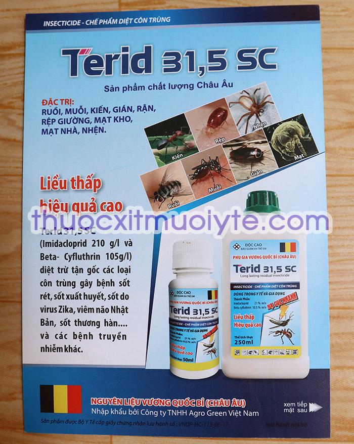 Terid 31,5 SC